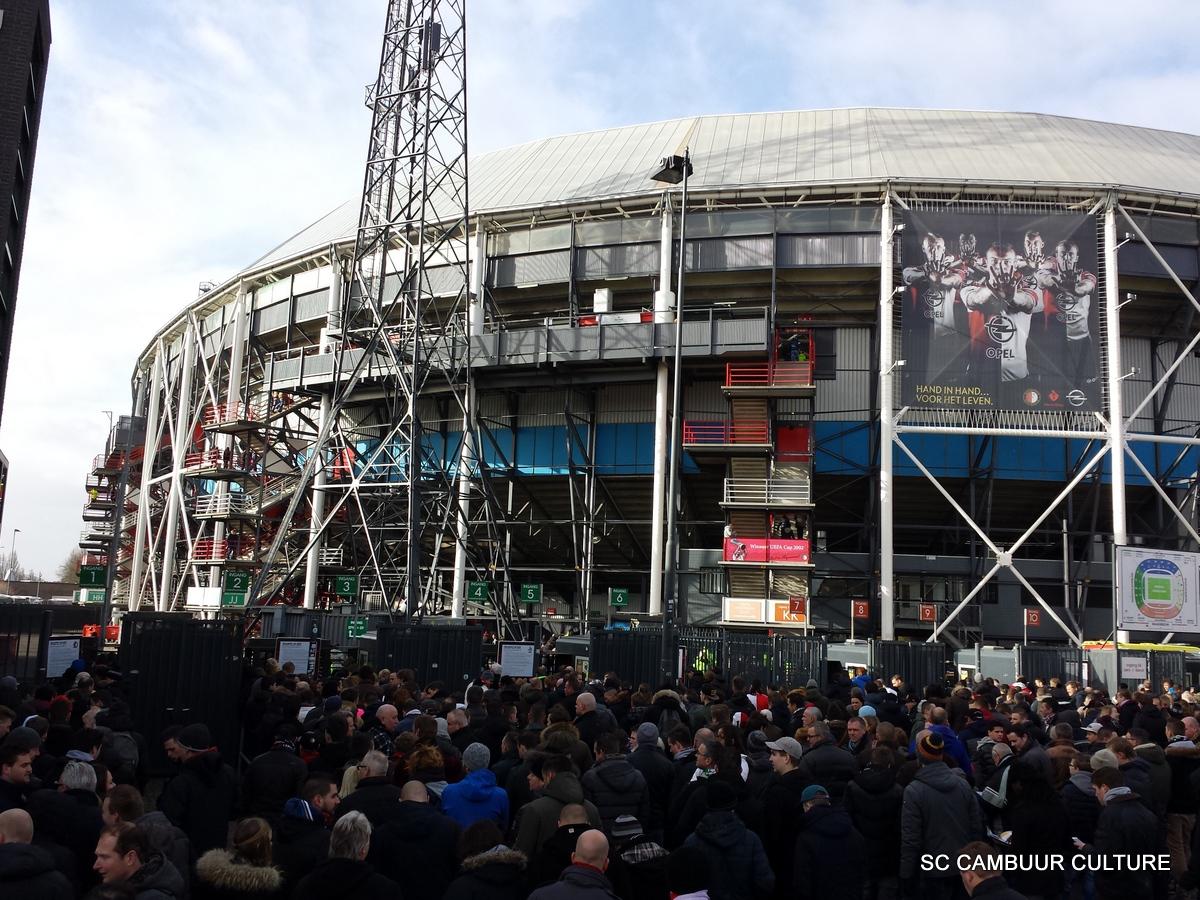 Feyenoord -Cambuur (5)