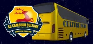 Cambuur Culture bus