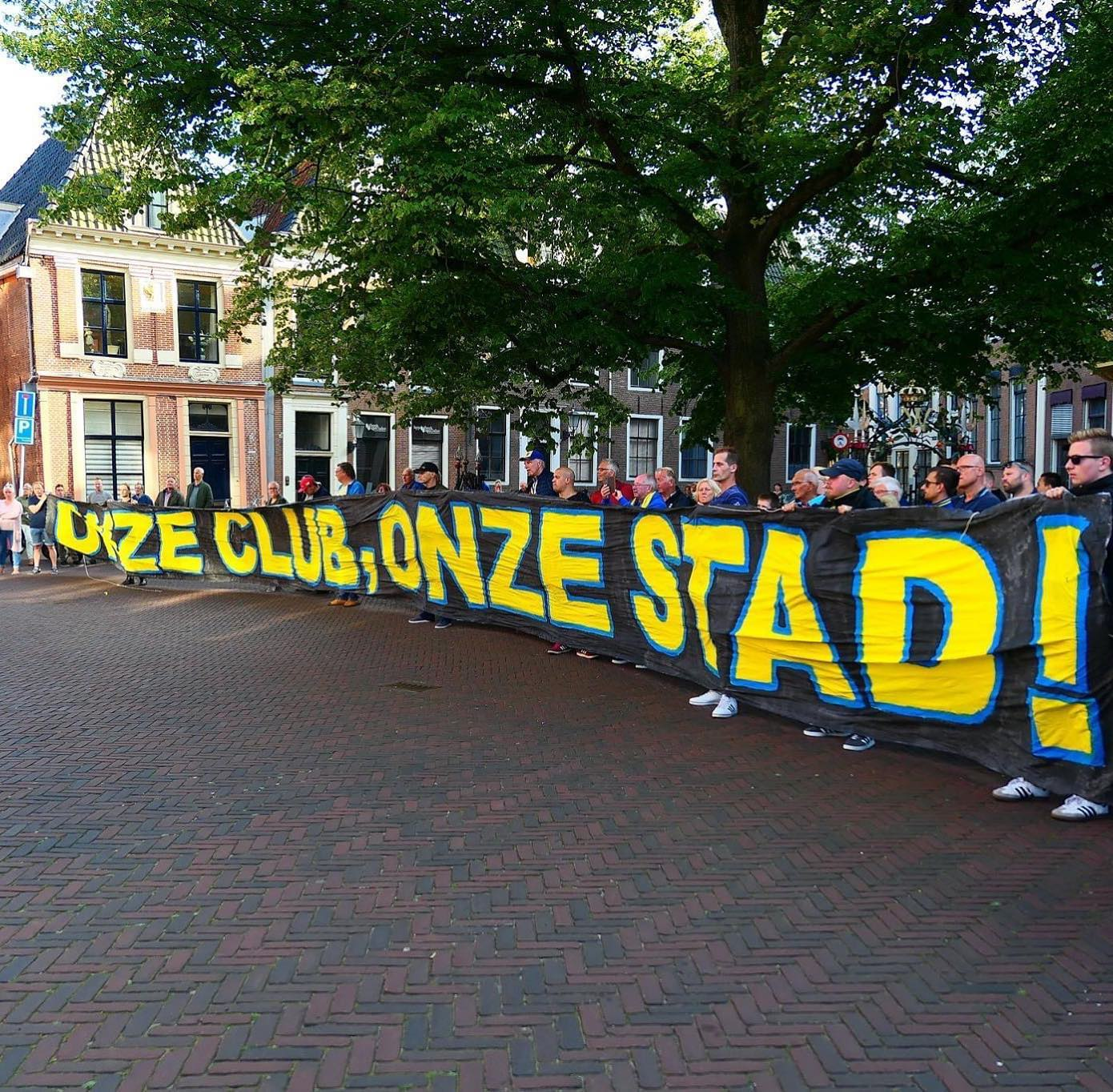 Statement Cambuur Culture en MI-Side over het stichtingsbestuur