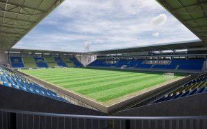 Nieuw stadion